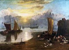 By Joseph Turner 1775-1851  From: Gallery Art New York #art #arte #josephturner #Pinterest