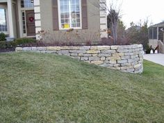 Stunning & Functional Retaining Wall in Topeka & Lawrence, KS