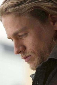 Charlie Hunnam - Another Brit who can play American with veritable ease. With nordic good looks to match.