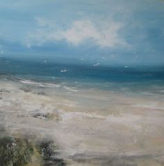 Buy THOUGHTS OF DAYMER, Acrylic painting by Hettie Pittman on Artfinder…