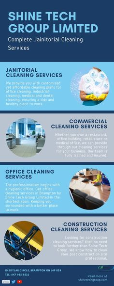 Shine Tech Group Limited is a professional home and office cleaning services in Brampton at the most competitive prices. Reach out to us today for a cleaning estimate. Call us: 647-955-9532  #CleaningServices #Cleaner #BestCleaningservices #ExpertCleaner #ProfessionalCleaningServices #CleaningServicesinToronto #CleaningServicesinBrampton #Clean