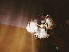 Dulu Ramai Setelah Lampu Mulai Dimatikan Semua Itu Berubah Tinggal Sunyi Dan Sepi Yang Tersisa. Selamat Malam Dunia Chandelier, Ceiling Lights, Lighting, Home Decor, Candelabra, Decoration Home, Room Decor, Chandeliers, Lights