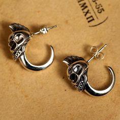Fashion Jewelry Geek Jewelry Boyfriend Gifts Bloody devil UFO Alien Cufflinks Outer Space Science Cufflinks Brother Gifts