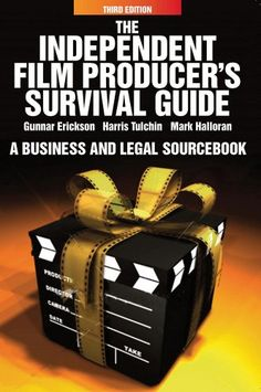 Independent Film Producer's Survival Guide: A Business and Legal Sourcebook by Gunnar Erickson,http://www.amazon.com/dp/0825637236/ref=cm_sw_r_pi_dp_090ltb15Z54J2AGG