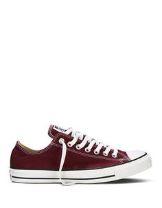 0e39eec1574760 CONVERSE Converse All Star Seasonal Oxford Sneakers.  converse  shoes   sneakers Maroon Converse