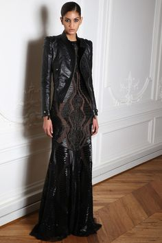 Zuhair Murad | Fall/Winter 2014 Ready-to-Wear Collection | March 5, 2014 | Paris, France