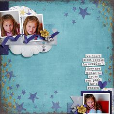 Kit:  Written In The Stars Kit by Fayette Designs Template:  White Space Vol 11 by Connie Prince Designs