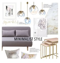 """Colorful minimal"" by addorajako ❤ liked on Polyvore featuring interior, interiors, interior design, home, home decor, interior decorating, Jaipur, Broste Copenhagen, Amy Sia and Minimaliststyle"