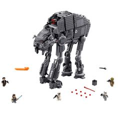 LEGO® 75189 - LEGO® Star Wars™ - First Order Heavy Assault Walker™ 75189 - LEGO® Star Wars™ - First Order Heavy Assault Walker™