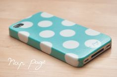 #POLKADOTS #DOTS #Turquoise #iphonecase #iphone5 #iphone5case #iphone4 #iphone4s #iphone3gs #case #cover #accessories #convenient #fashion #trend #gift #present #nice