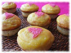 Sydämelliset vaniljamuffinssit | Kinuskikissa – Suomen suosituin leivontayhteisö