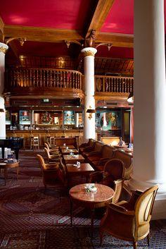 Le bar du Negresco   Nice, France