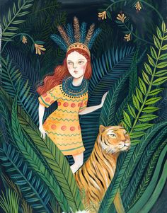 helena perez garcia jungle illustration tiger.jpg