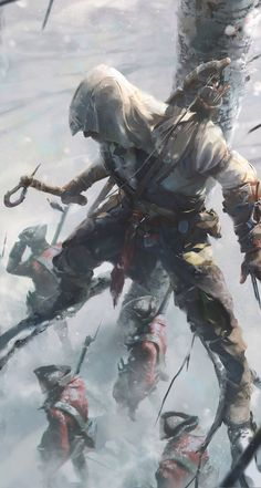 Assassins Creed 3 Key Art HD Games Wallpapers Photos and Pictures – Fallen Angel – wallpaper hd Assassin's Creed Wallpaper, Hd Wallpaper, Assassin's Creed Hidden Blade, All Assassin's Creed, Assesin Creed, Arte Ninja, Assassins Creed Series, Keys Art, Gaming Wallpapers