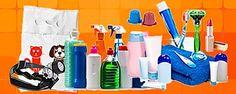 Obtén muestras gratis en una gran variedad de productos