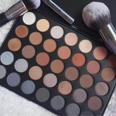 Morphe 35K palette W/4 Morphe products