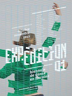 Studio Punkat : Exp.Edition #01 - Biennale de danse en Lorraine - 2013