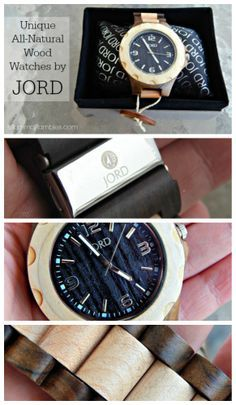 JORD Wood SULLY Black And Maple Watch giveaway. Ends 6/6 (US)