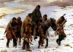 Forced Migration of Native Americans