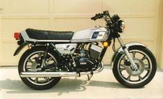 My 4th Bike 1978 Yamaha RD 400