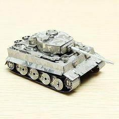 ZOYO Tiger Tank DIY 3D Laser Cut Models Puzzle: Bid: 15,21€ (£13.17) Buynow Price 15,21€ (£13.17) Remaining Run Until Sold