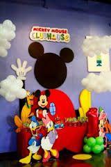 Resultado de imagen para mickey mouse cumpleaños ideas