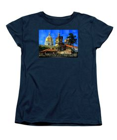 Women's T-Shirt (Standard Cut) - Cartagena Colombia