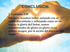 α JESUS NUESTRO SALVADOR Ω: Nosotros, en cambio, con el rostro descubierto, re...
