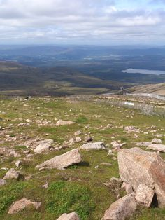 Up in the Cairngorm Mountains in the Highlands of Scotland...just my most favourite place in the world.