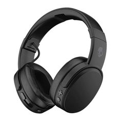 Cheap Skullcandy Crusher Bluetooth Wireless Over-Ear Headphones with Microphone, Noise Isolating Memory Foam, Adjustable and Immersive Stereo Haptic Bass, Rapid Charge Battery Life, Black Headphones With Microphone, Headphone With Mic, Over Ear Headphones, Cheap Headphones, Bluetooth Headphones, Wireless Headphones, 4g Wireless, Sports Headphones, Memory Foam
