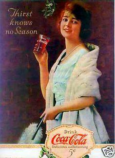 Vintage Coca-Cola 1922