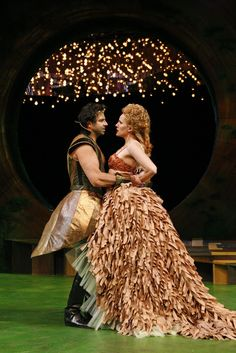 The OC Gazette: A Midsummer Night's Dream at South Coast Repertory | that dress is incredible