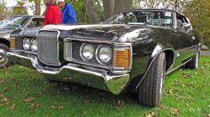 1971 Mercury Cougar conv