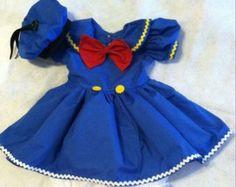 Classic Donald Duck Sailor suit dress