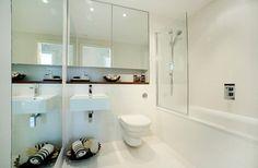 cool white glasgow bathroom