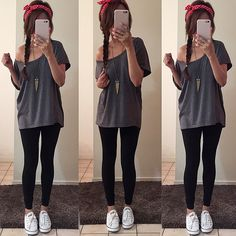 Date outfits, laid back outfits, first date outfits, lazy day outfits, fi. Laid Back Outfits, First Date Outfits, Lazy Day Outfits, Mode Outfits, Casual Outfits, First Date Outfit Casual, Look Fashion, Teen Fashion, Autumn Fashion