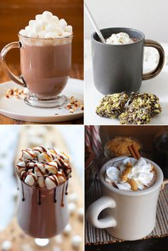 20 Scrumptious Takes on Hot Cocoa
