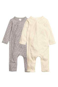 2 пижамы с длинным рукавом
