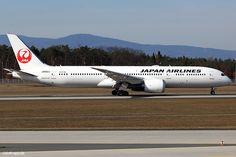 JA682J, 25.03.2017 at Frankfurt, FRA, CN 34841, Boeing 787-9 Dreamliner, Japan Airlines. Have all a great day.