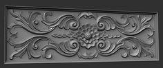 ArtStation - Personal - Ornamental tutorial sculpting/modeling, Hugo Beyer