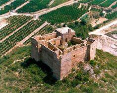 Castillo de Forna. L'Atzúbia (Alicante)