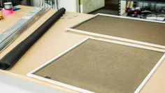 DIY Screen Repair with Paige Hemmis - ***** Video & written instructions. JCN