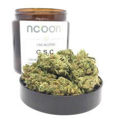 GIRL SCOUT COOKIES (G.S.C) CBD Blüten bester Qualität   Bioqualität -NOOON CBD
