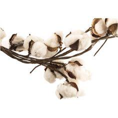 6' Polyester Cotton Garland