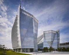 FBI-Headquarter in Florida / Strictly confidential - Architektur und Architekten - News / Meldungen / Nachrichten - BauNetz.de