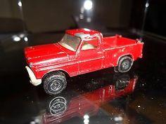 Matchbox Lesney Series No.6 Ford Pick Up Truck - http://www.matchbox-lesney.com/45327