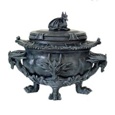 Dragon Vase - 93079-1 by Medieval Collectibles
