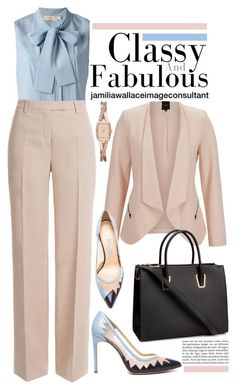 Trend Outfits for Work Fashion Business Casual Outfits, Business Attire, Office Outfits, Business Fashion, Classy Outfits, Office Wear, Business Chic, Office Attire, Office Wardrobe