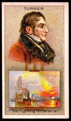 Cigarette Card - J.M.W.Turner | Flickr - Photo Sharing!