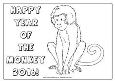 chinese zodiac coloring pages for all the animals chinese new year